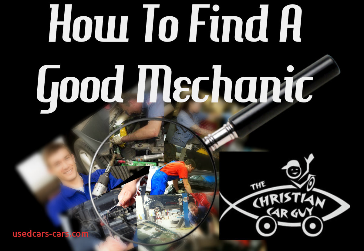 how to find a good mechanic 2