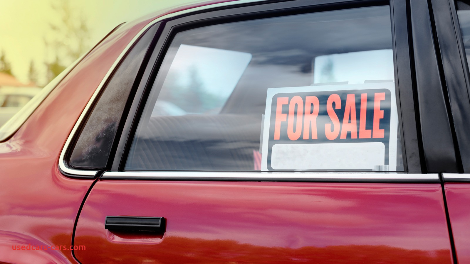 how to set the right price to sell your used car
