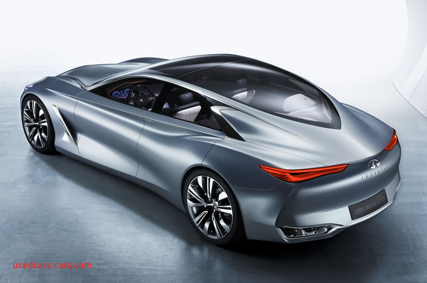 infiniti q80 inspiration concept first look