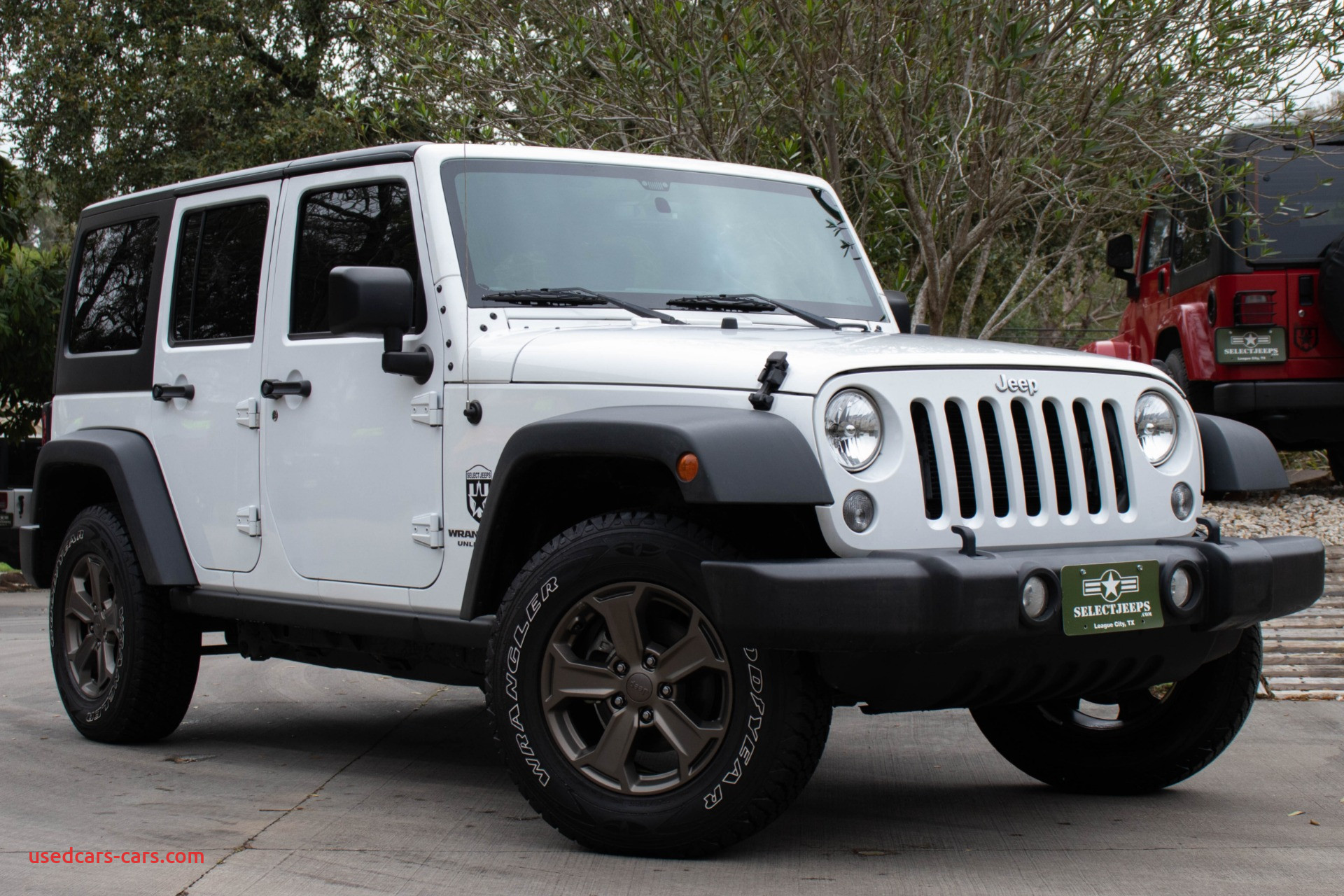 Jeep 2016 Wrangler Lovely Used 2016 Jeep Wrangler Unlimited Sport for Sale 28995