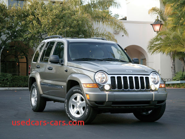 Jeep Liberty Reviews 2005 Luxury 2005 Jeep Liberty Crd Limited Review