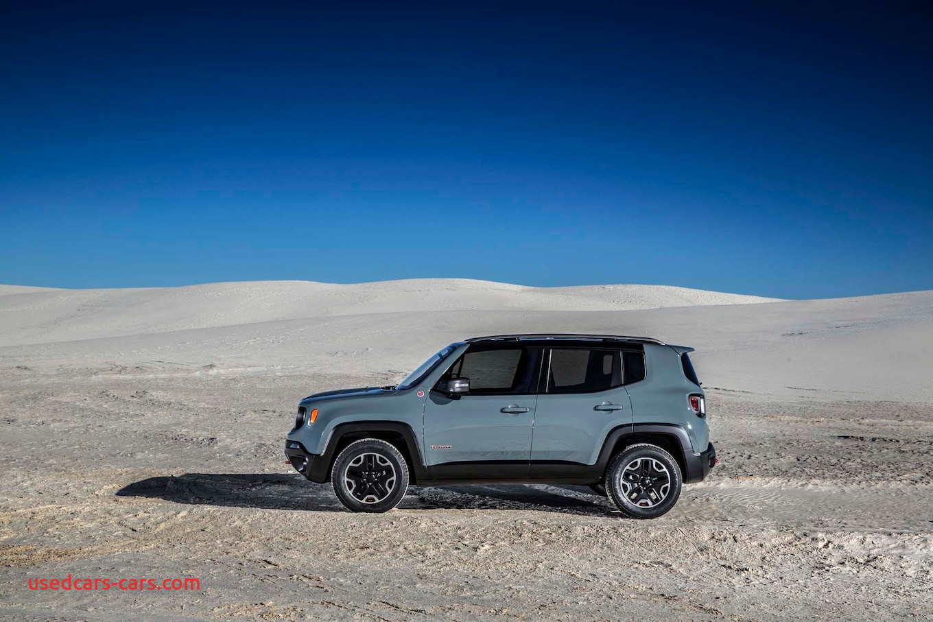 Jeep Renegade Trailhawk 2015 Beautiful 2015 Jeep Renegade Trailhawk First Test Motor Trend