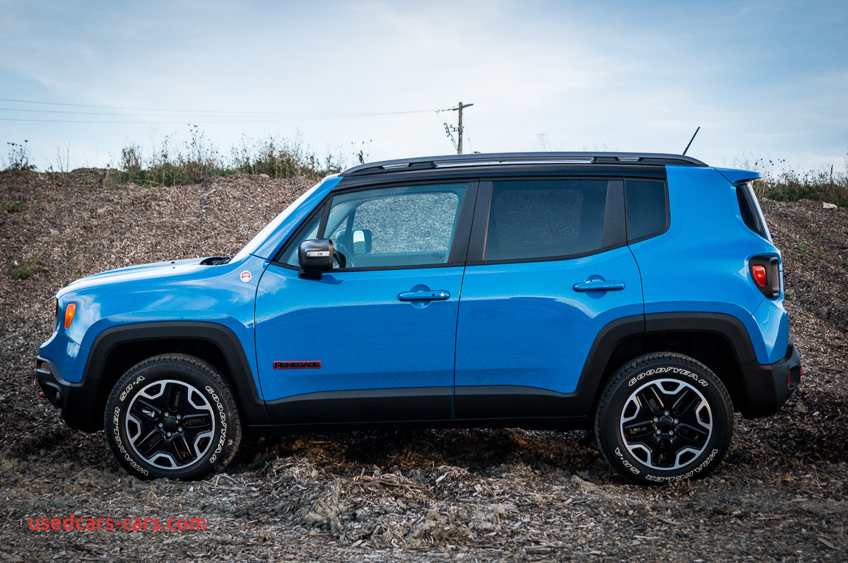Jeep Renegade Trailhawk 2015 Beautiful 2015 Jeep Renegade Trailhawk Review Doubleclutch Ca