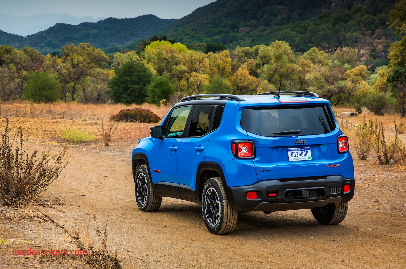 Jeep Renegade Trailhawk 2015 Lovely 2015 Jeep Renegade Trailhawk First Test Motor Trend