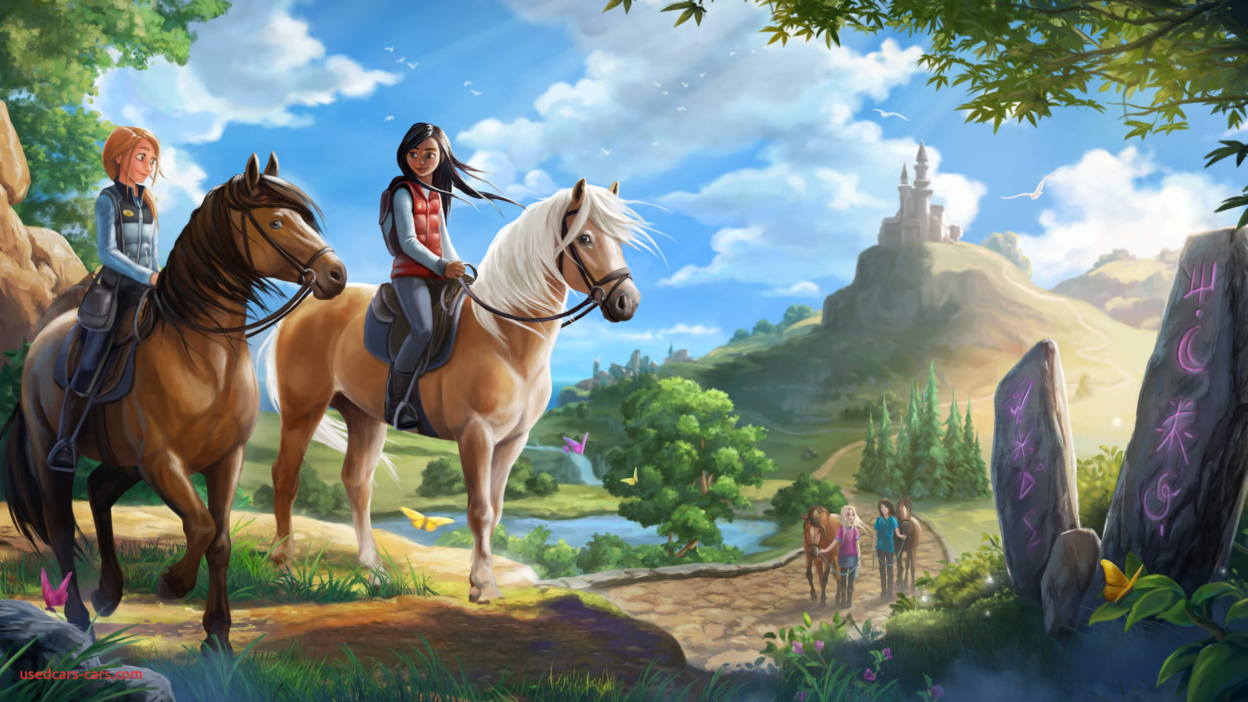 John O'dell Fresh A Horse Game Online Full Of Adventures