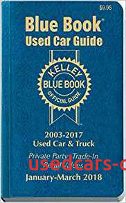 Kelly Blue Book Used Cars Elegant Kelley Blue Book Consumer Guide Used Car Edition Consumer