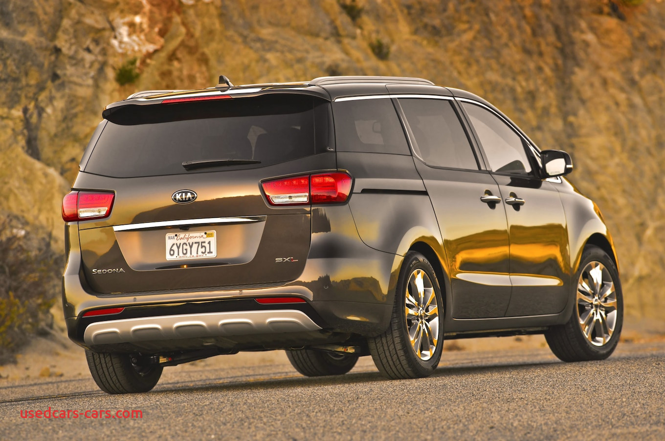 Kia Sedon Elegant 2015 Kia Sedona Reviews and Rating Motor Trend