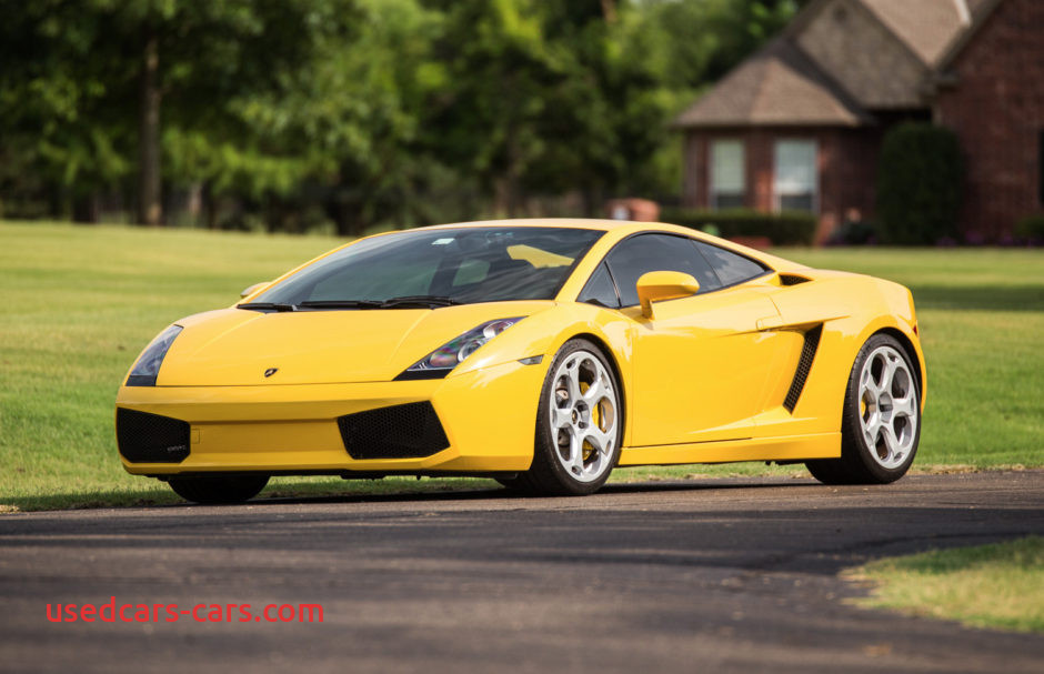 Lamborghini Gallardo 2004 Inspirational 2004 Lamborghini Gallardo 6 Speed for Sale On Bat Auctions