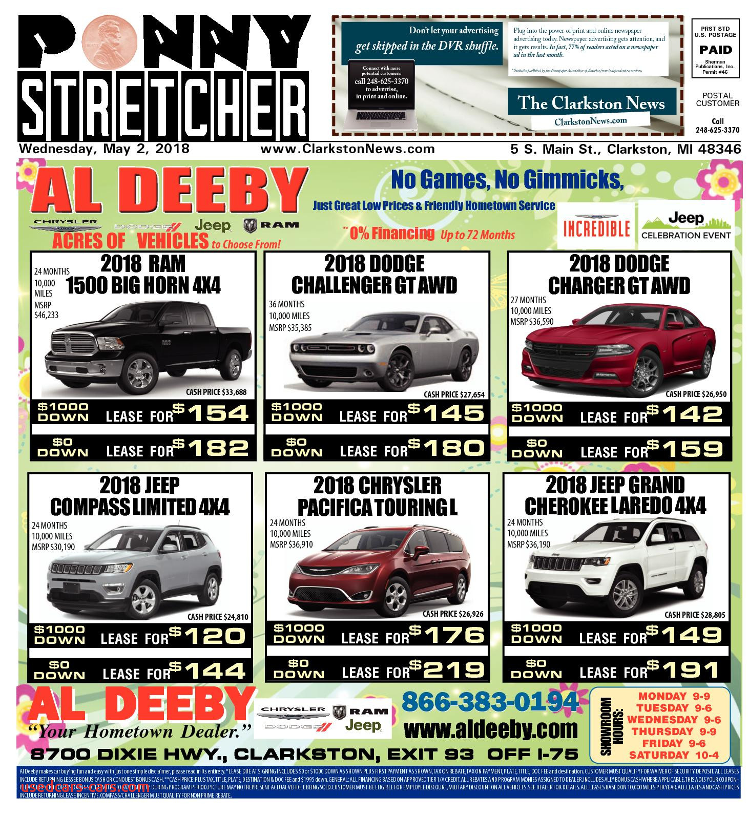Lease A ford Escape Best Of Calaméo Penny Stretcer
