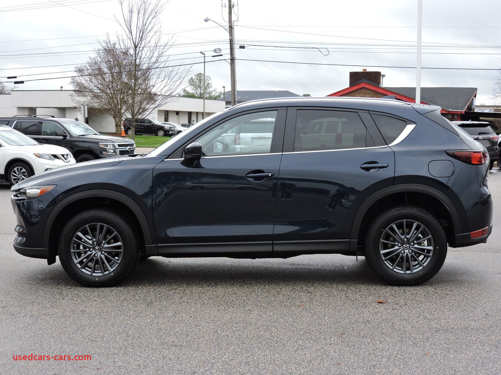 Mazda Cx 5 Leasing Inspirational New 2020 Mazda Cx 5 touring Fwd Suv