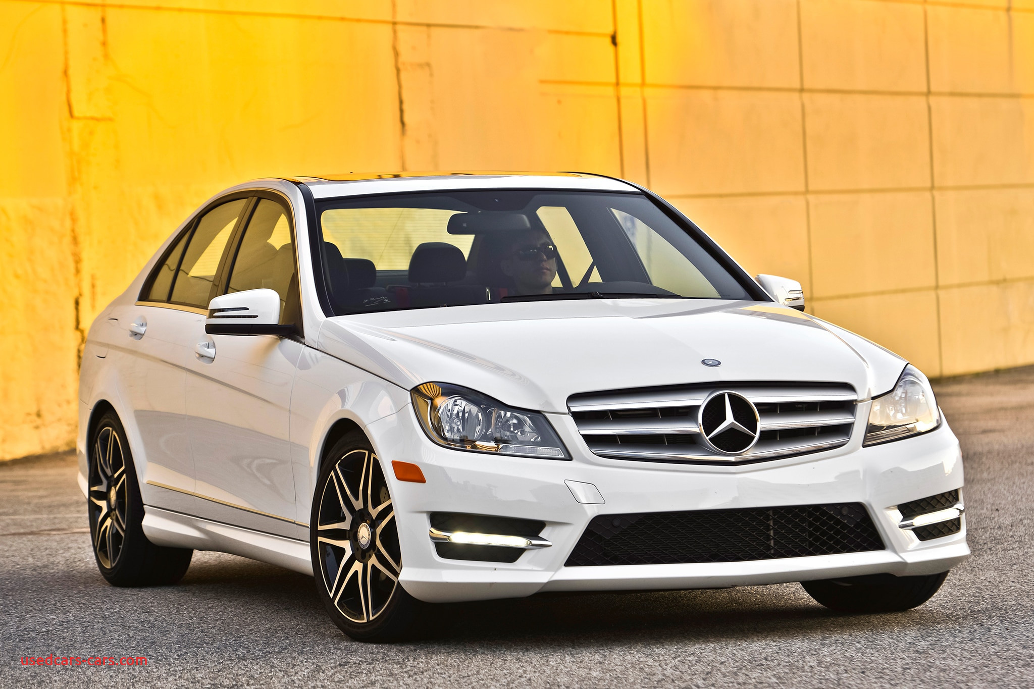 Mercedes C300 4matic Elegant 2013 Mercedes Benz C300 4matic Gains Power Economy M
