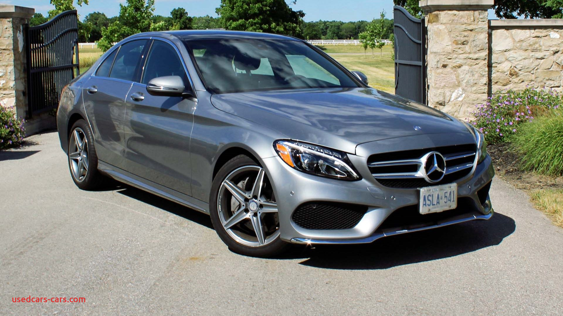 Mercedes C300 4matic New 2016 Mercedes Benz C300 4matic Test Drive Review