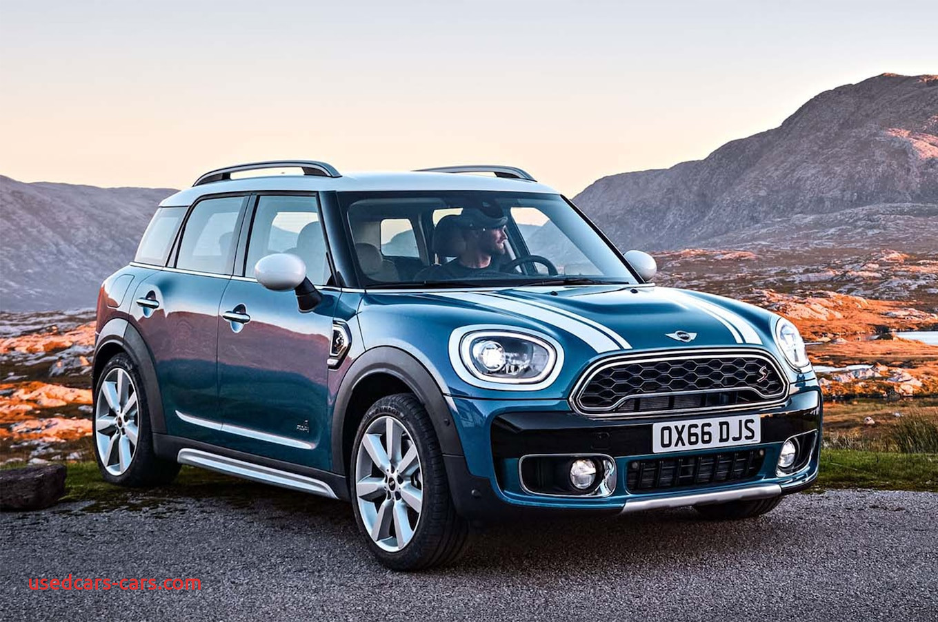 2017 mini countryman first look review
