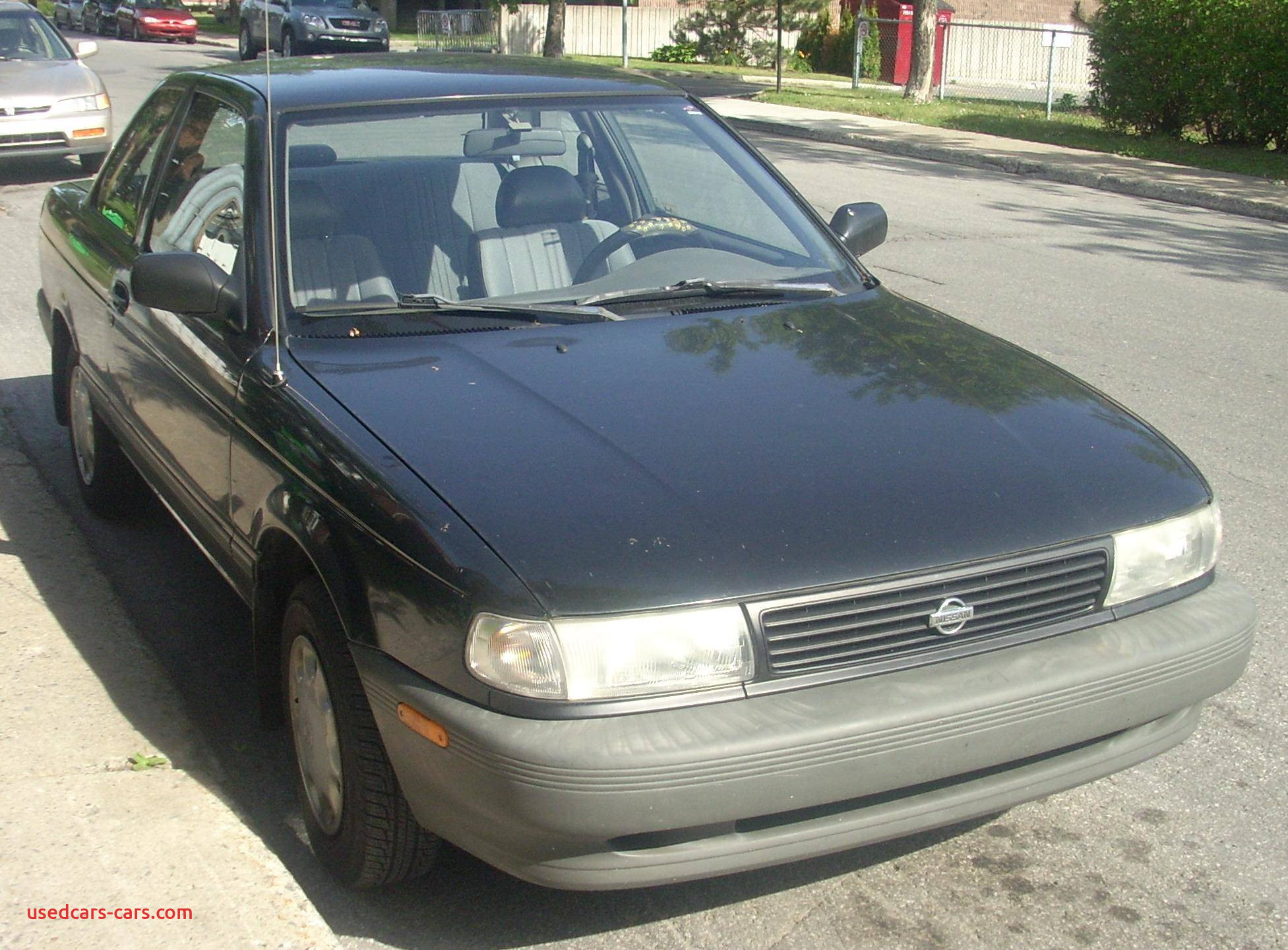 Nissan Sentra 1993 Beautiful 1993 Nissan Sentra Xe 2dr Coupe 5 Spd Manual W Od