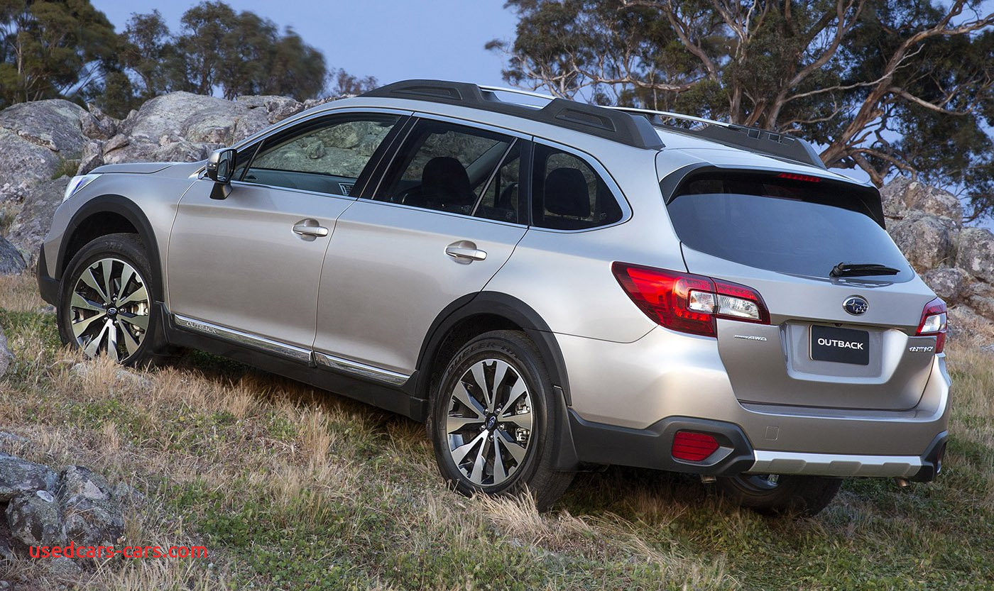 2015 subaru outback review a better all rounder 82065