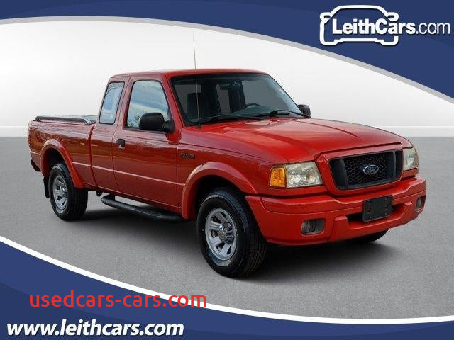 """Swap Lease Awesome 2005 ford Ranger 2dr Supercab 126"""" Wb Edge"""