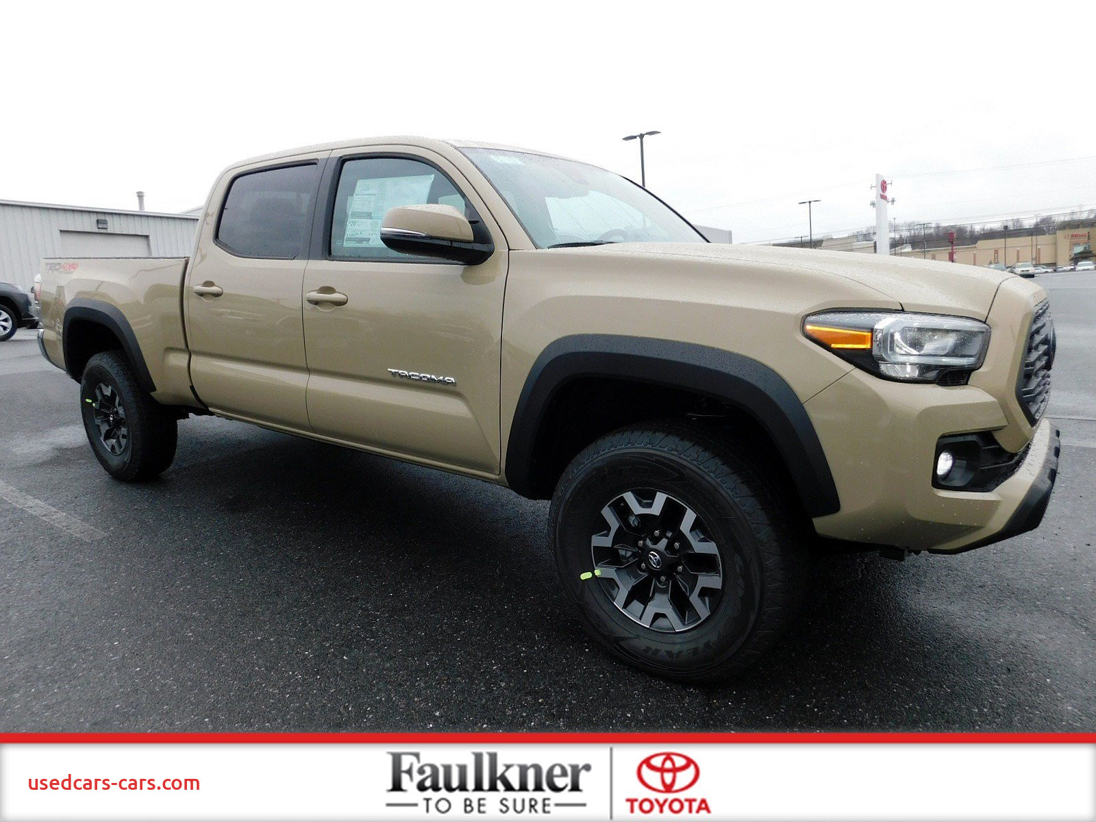 Tacoma Double Cab Long Bed Luxury New 2020 toyota Ta A Trd F Road Double Cab 6 Bed V6 at Natl