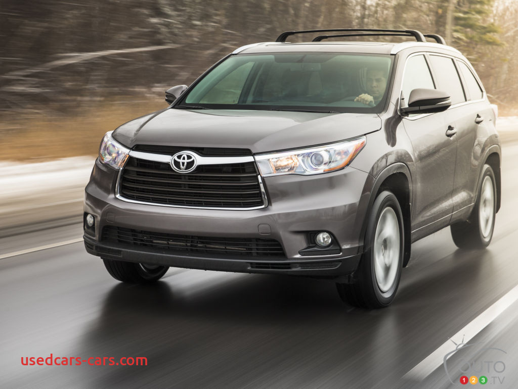 Toyota Highlander 2015 Reviews Lovely 2015 toyota Highlander Limited Review Editors Review