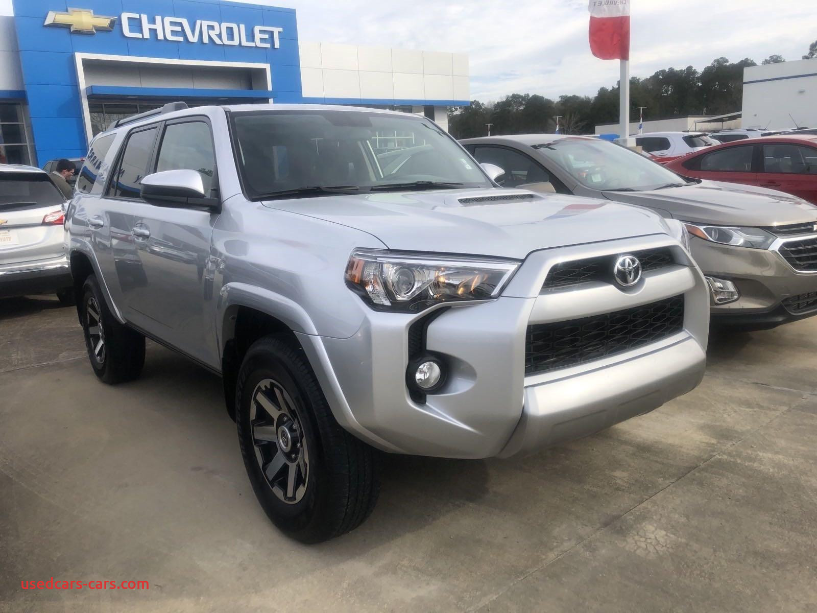 Used toyota 4runner Beautiful 2019 toyota 4runner Sr5 4wd Gs