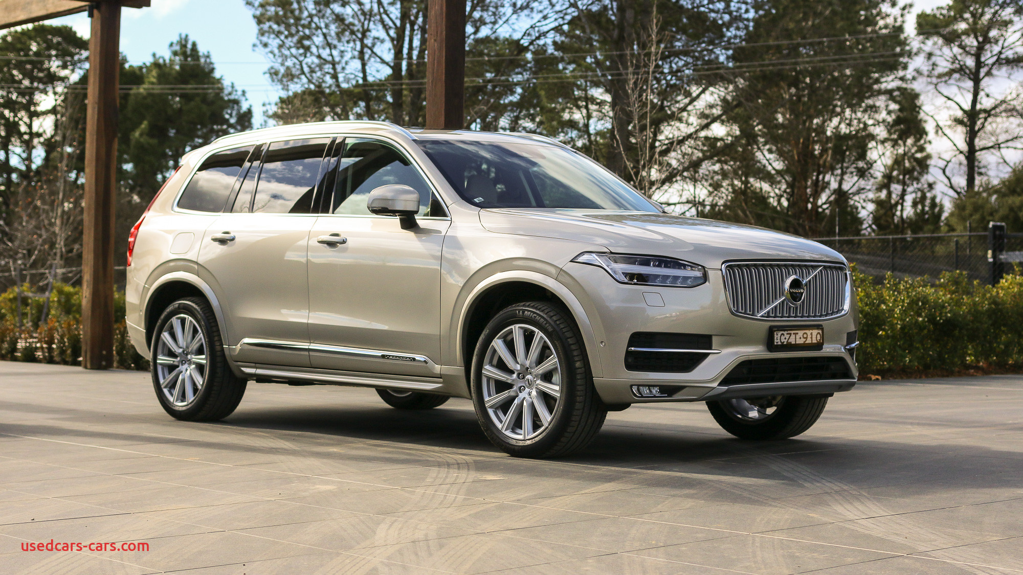 Volvo Xc90 Reviews 2016 New 2016 Volvo Xc90 Review Caradvice