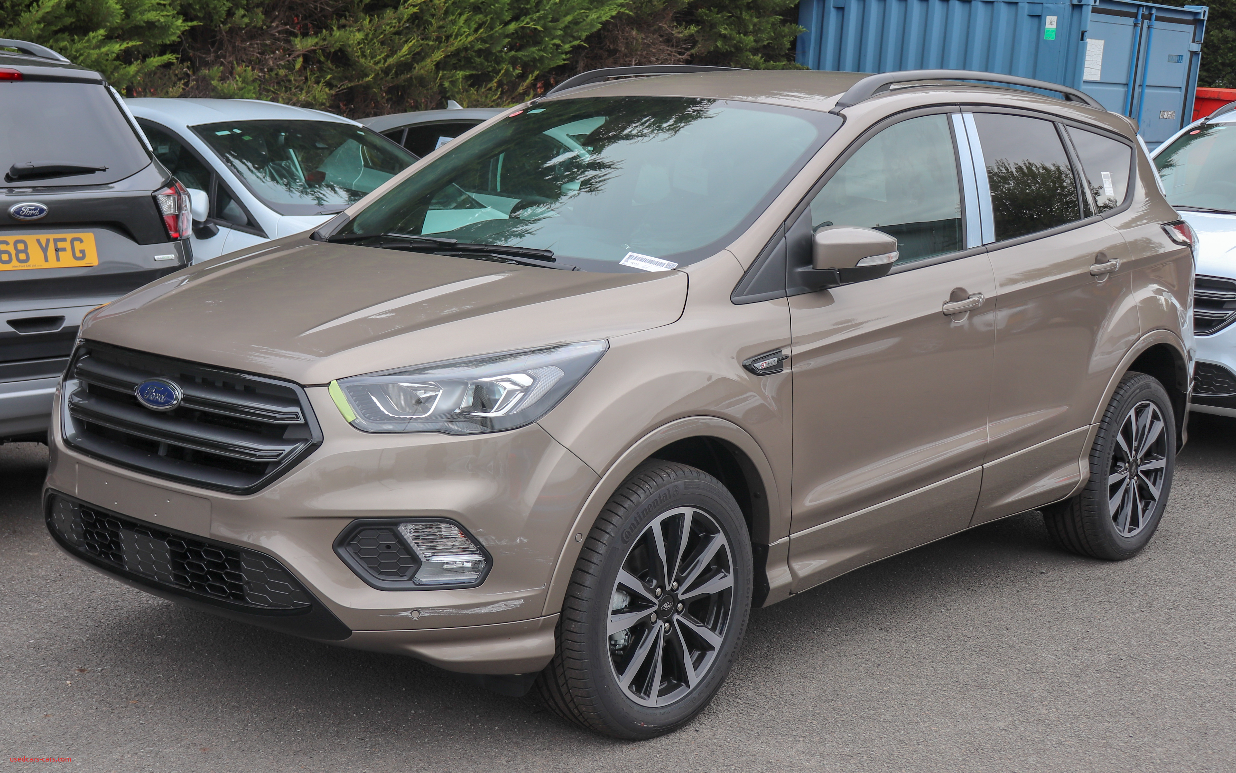 2018 Ford Kuga ST Line Front