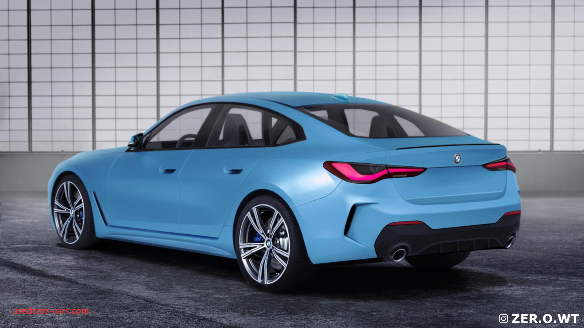 2021 Bmw 440i Gran Coupe Inspirational 2021 Bmw 4 Series Gran Coupe S A Series Of Renderings