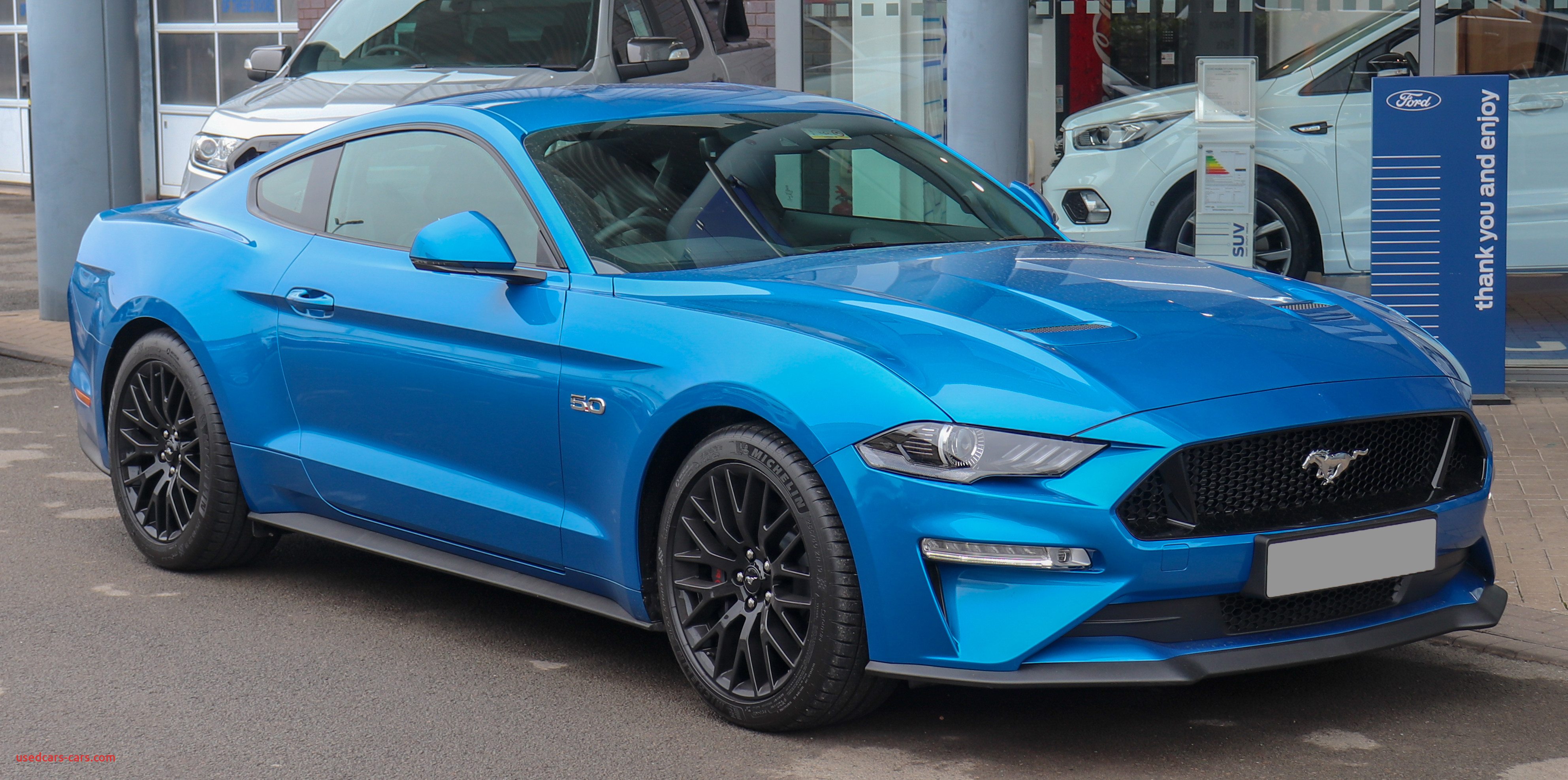 2019 Ford Mustang GT 5 0 facelift