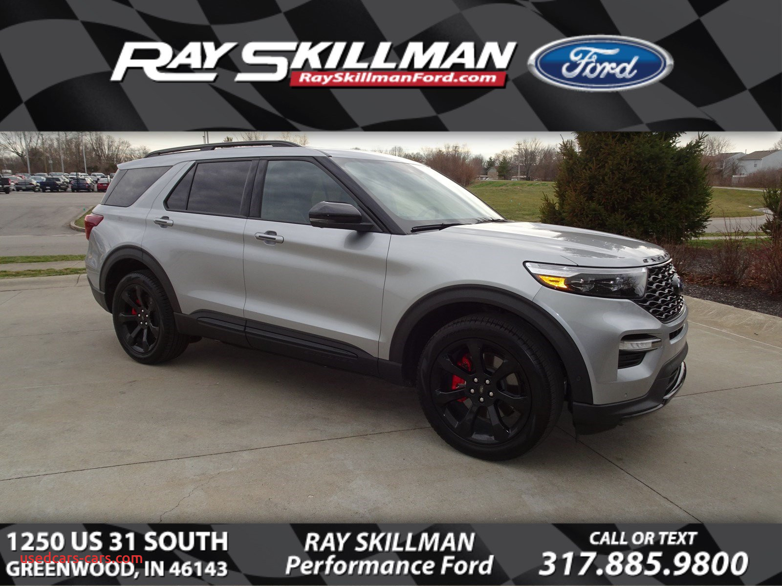 Ford 2020 New Suv Beautiful New 2020 ford Explorer St with Navigation & 4wd