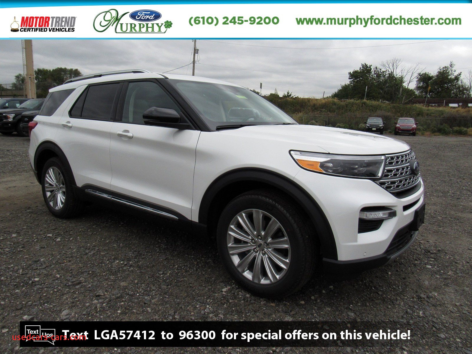 Ford 2020 New Suv Lovely New 2020 ford Explorer Limited 4wd Sport Utility