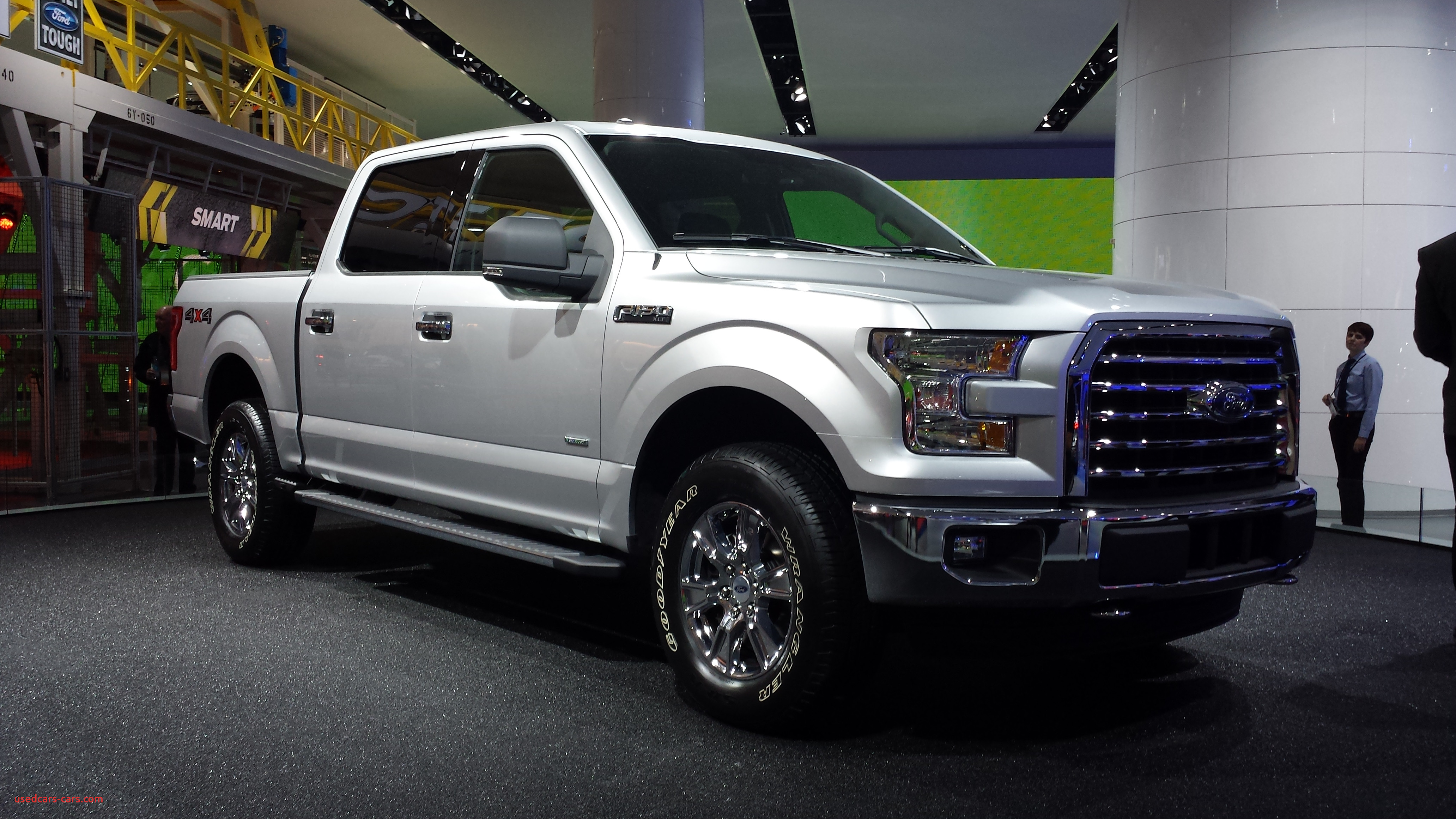 2015 Ford F 150 Debut