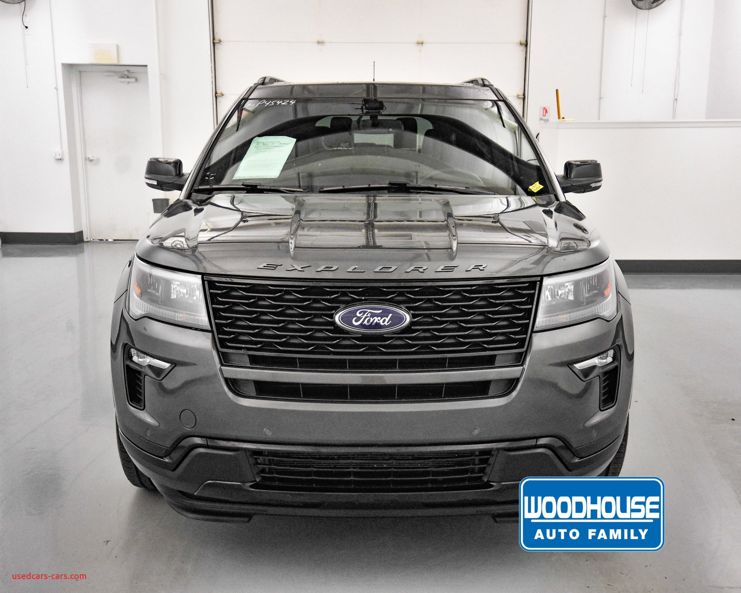Ford Escape 2020 Quito Motors Beautiful Pre Owned 2019 ford Explorer Sport with Navigation & 4wd
