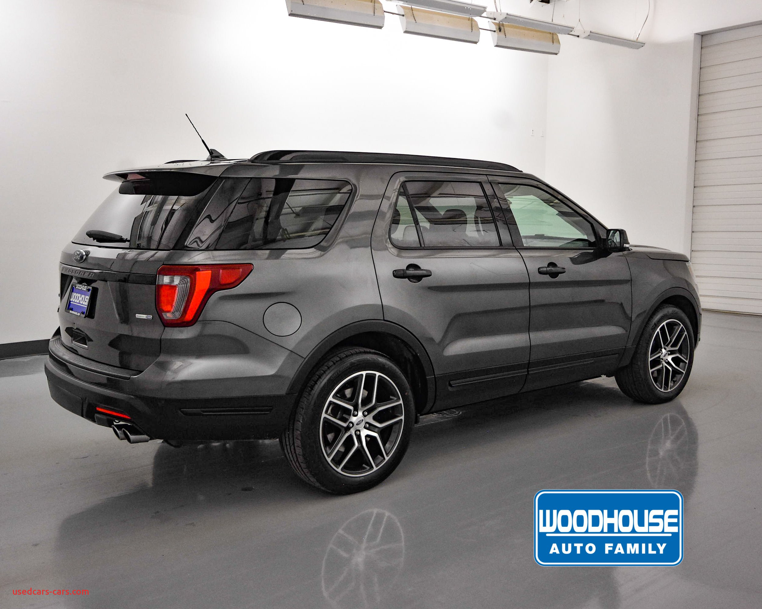 Ford Escape 2020 Quito Motors Elegant Pre Owned 2019 ford Explorer Sport with Navigation & 4wd