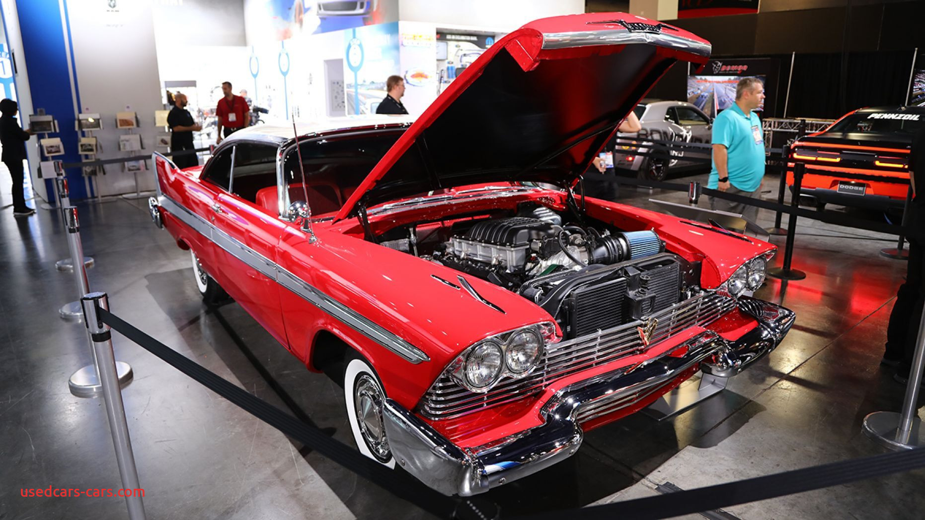 Graveyard Carz Used Cars for Sale Awesome 1000 Hp 1958 Plymouth Fury Custom Tribute to Christine