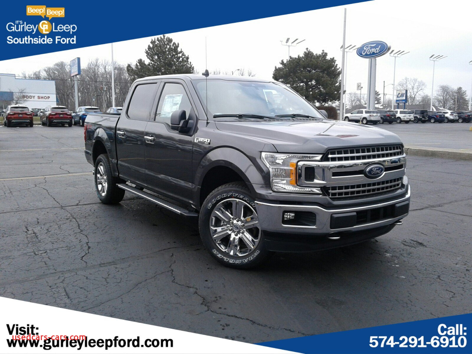 2020 ford 4x4 Truck Awesome New 2020 ford F 150 Xlt with Navigation & 4wd