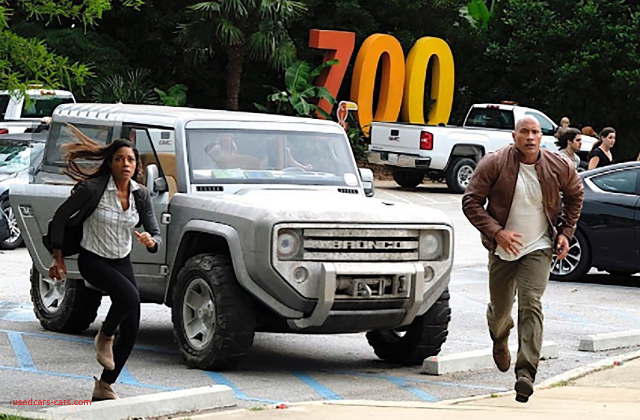 2020 ford Bronco Concept Beautiful sort Of New ford Bronco to Co Star In Rampage with the Rock