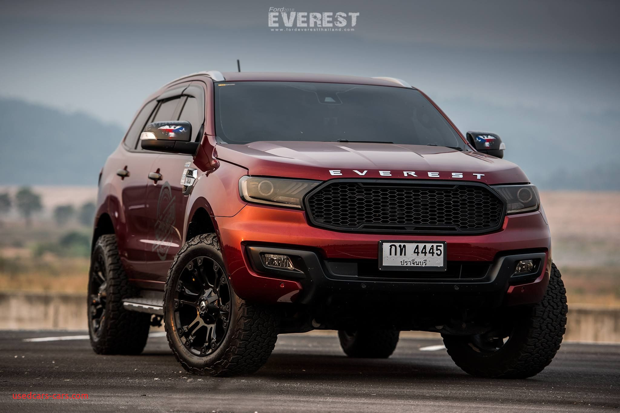 2020 ford Bronco Red Beautiful 77 Best ford Everest Images