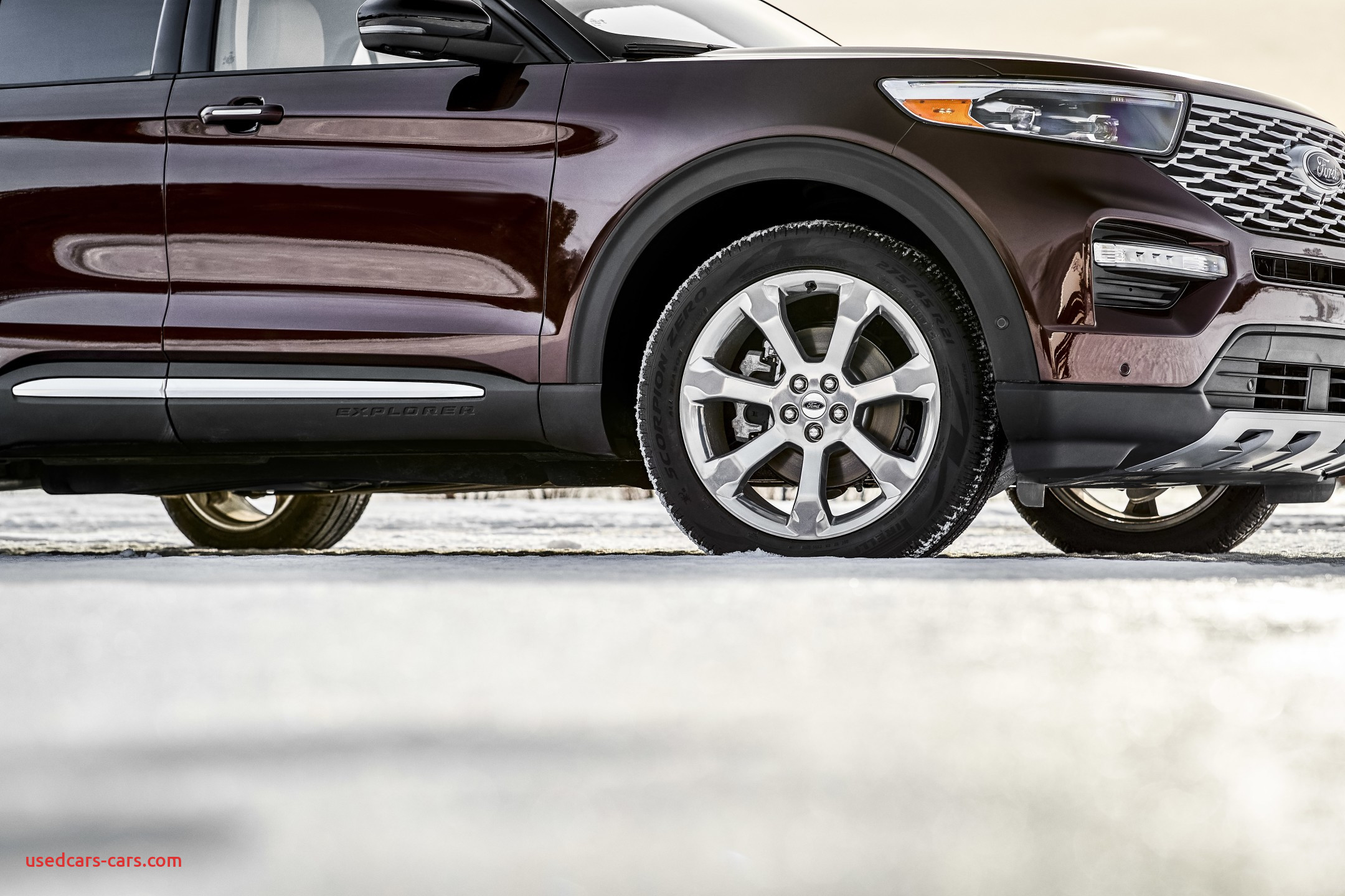 Ford Explorer 2020 Quality Awesome Gallery Inside the All New 2020 ford Explorer