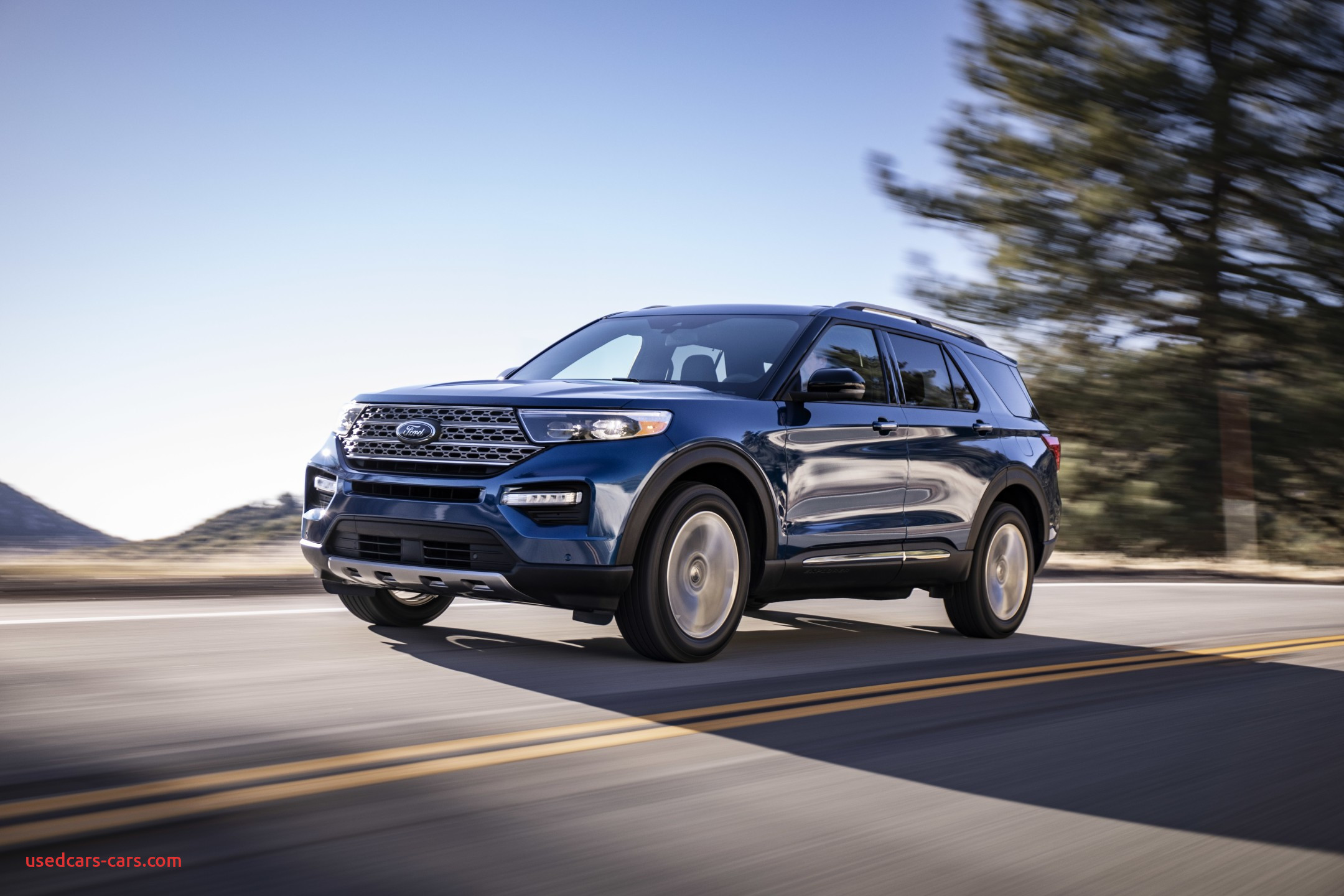 Ford Explorer 2020 Quality Luxury Gallery Inside the All New 2020 ford Explorer