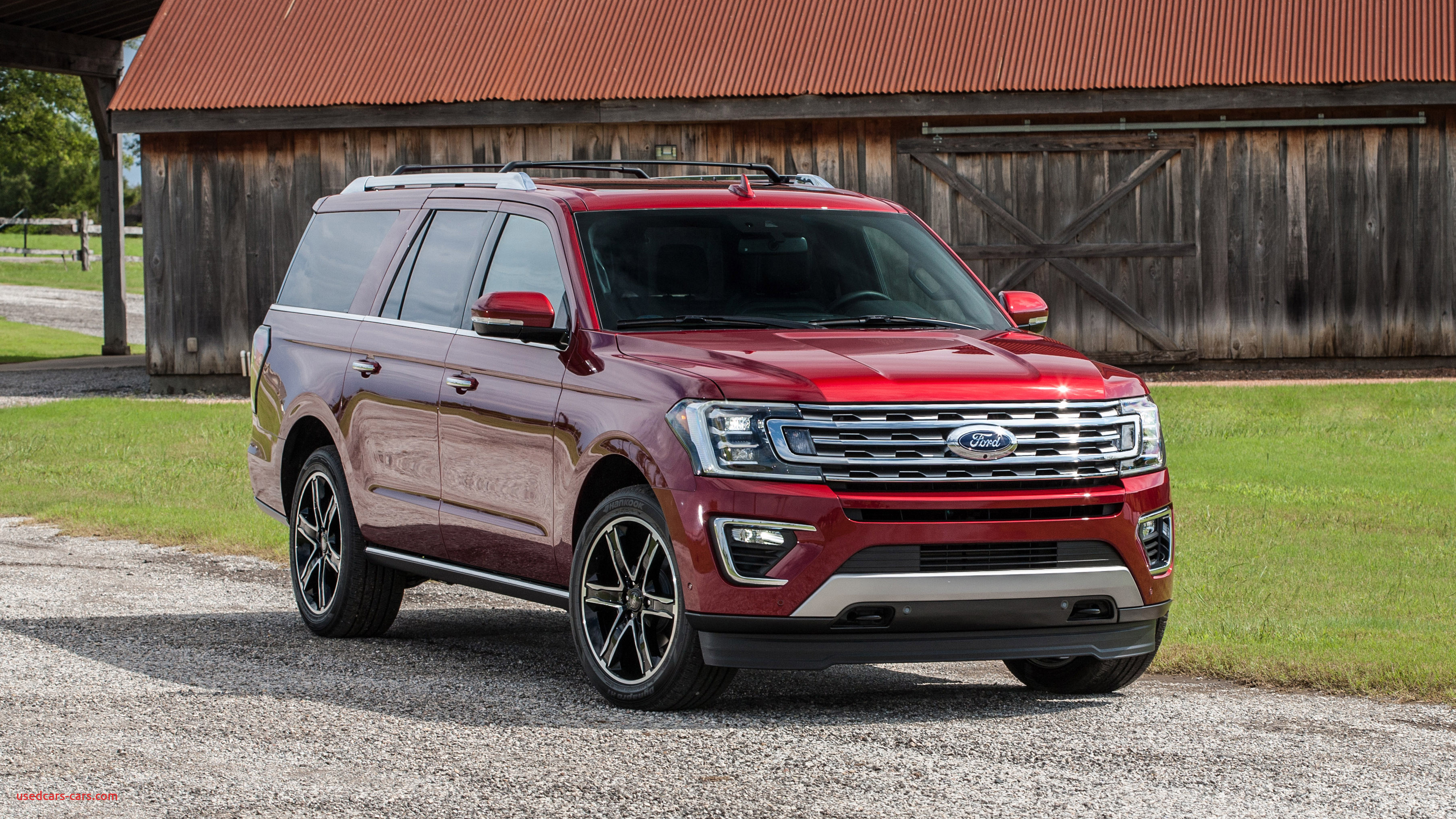 2019 Ford Expedition Texas Edition 3