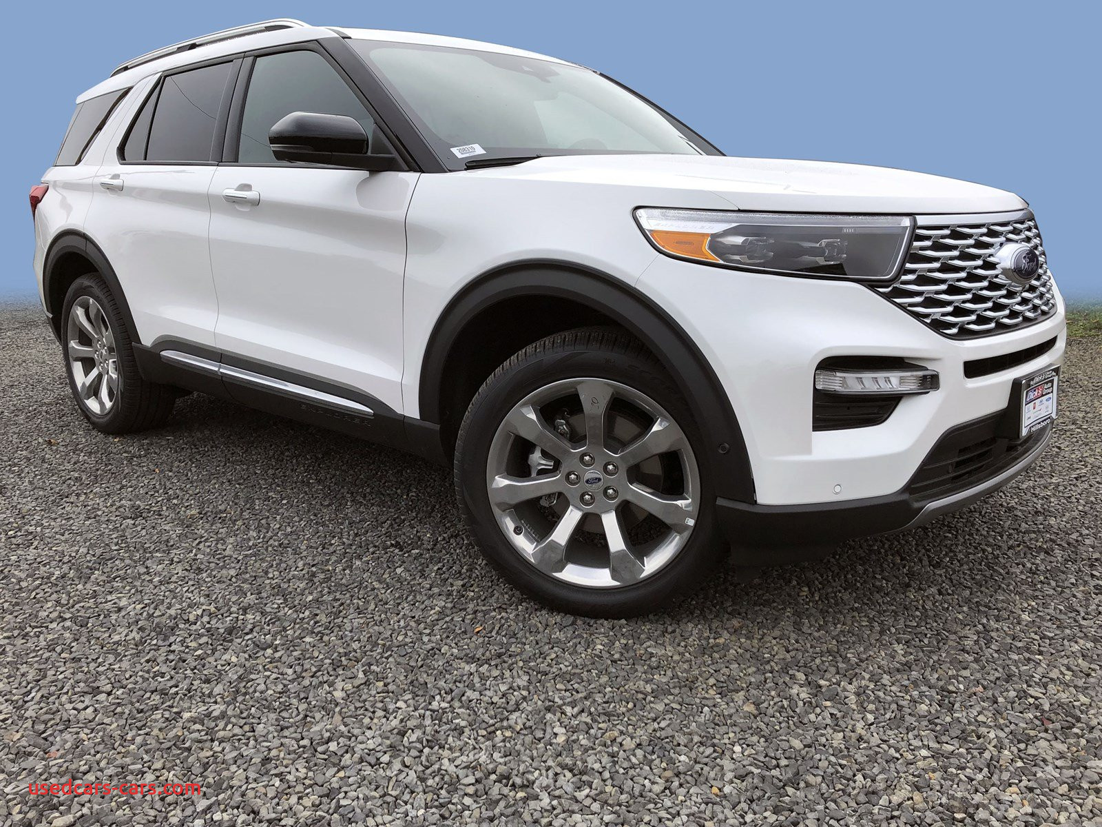 2020 ford Bronco when Will It Be Available Unique New 2020 ford Explorer Platinum 4wd with Navigation & 4wd