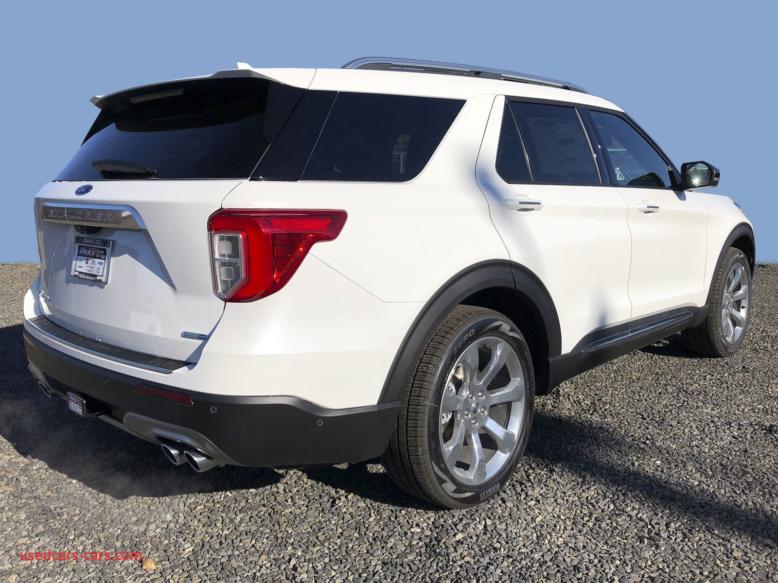 2020 ford Bronco White Best Of New 2020 ford Explorer Platinum 4wd with Navigation & 4wd