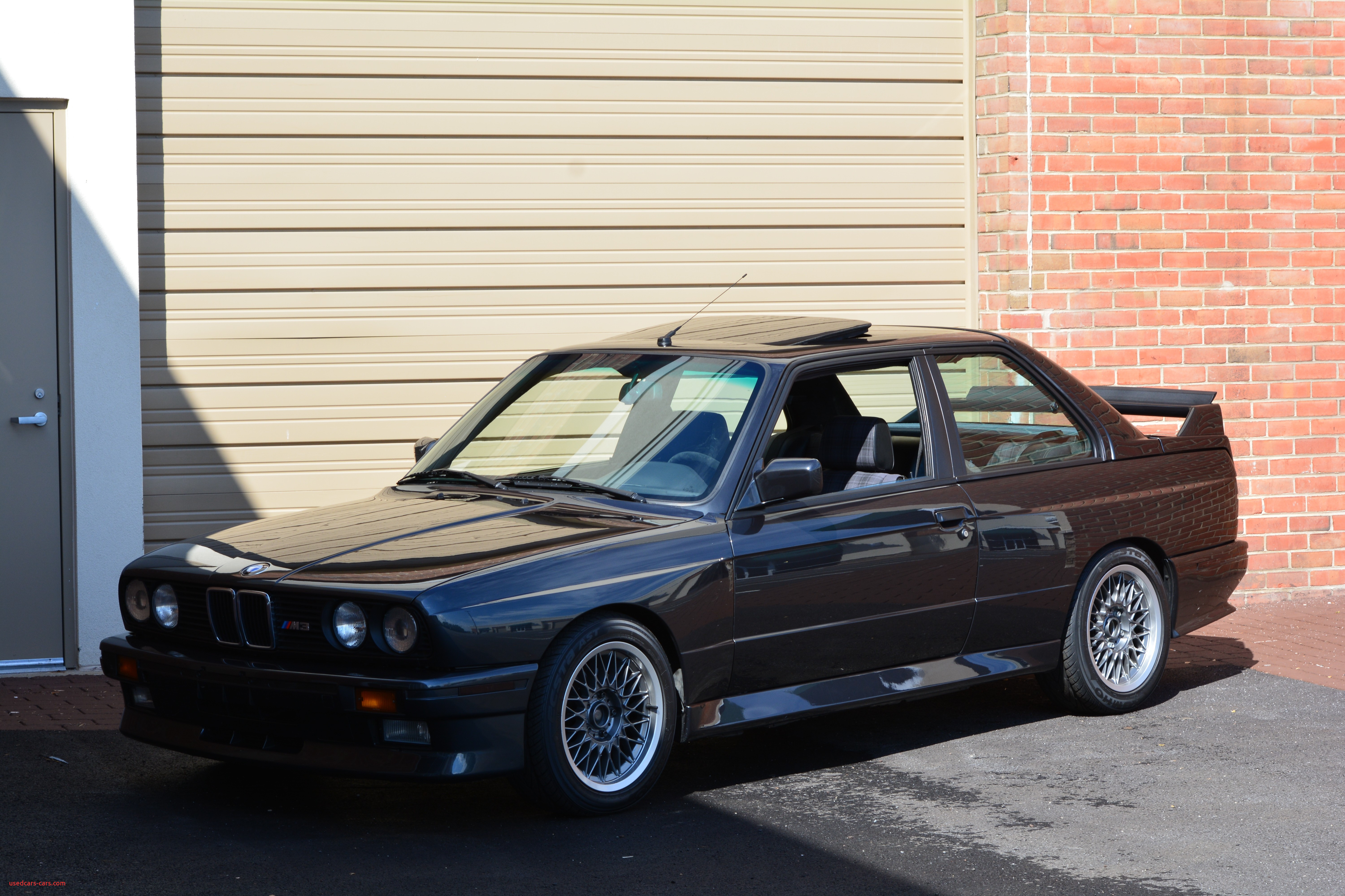 Bmw M3 1988 Awesome 1988 Bmw E30 M3 Seller Wants Just $29 000 for His Mint Car