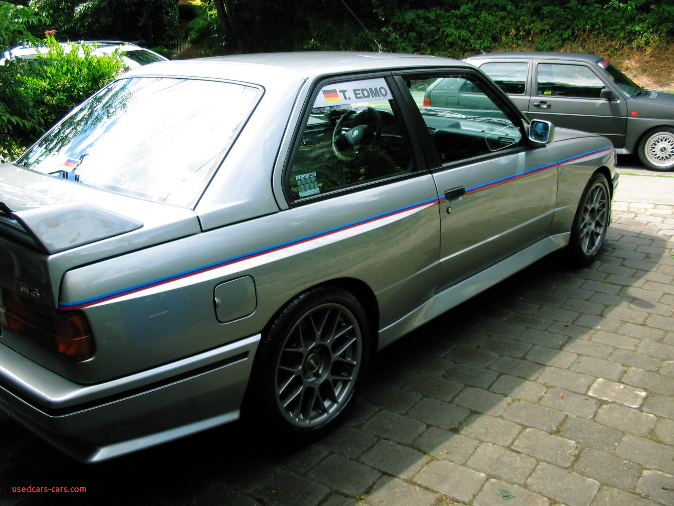 Bmw M3 1988 Best Of 1988 Bmw M3 Silver Tricolor3 – German Cars for Sale Blog