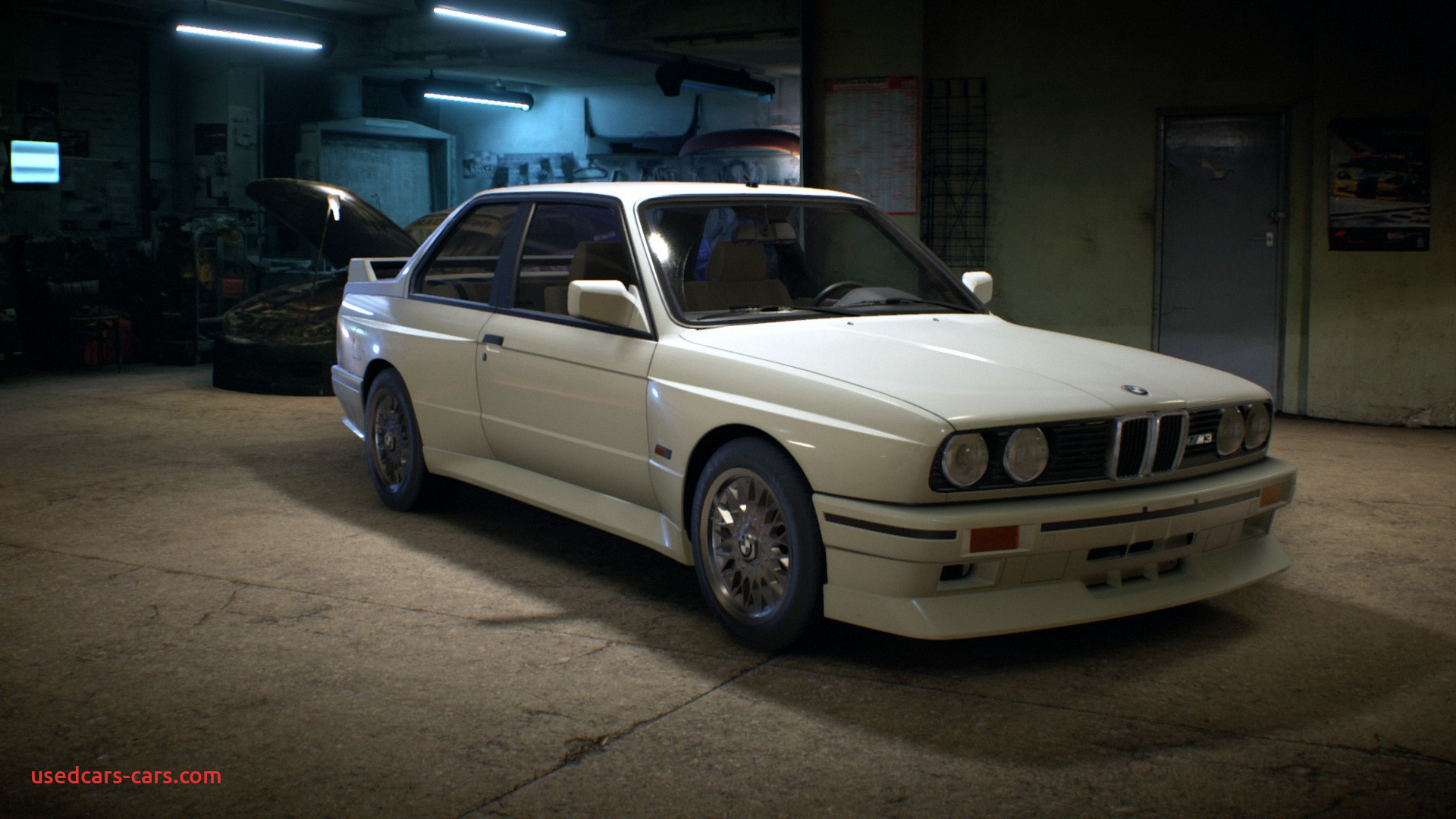 Bmw M3 1988 Unique Bmw M3 Evolution Ii E30 Need for Speed Wiki