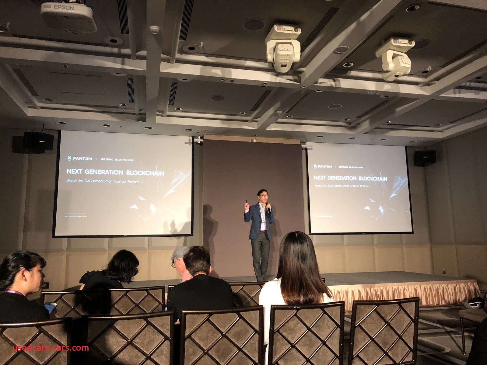 Fantom Works Best Of Find Out What Happened at the asia Blockchain Summit
