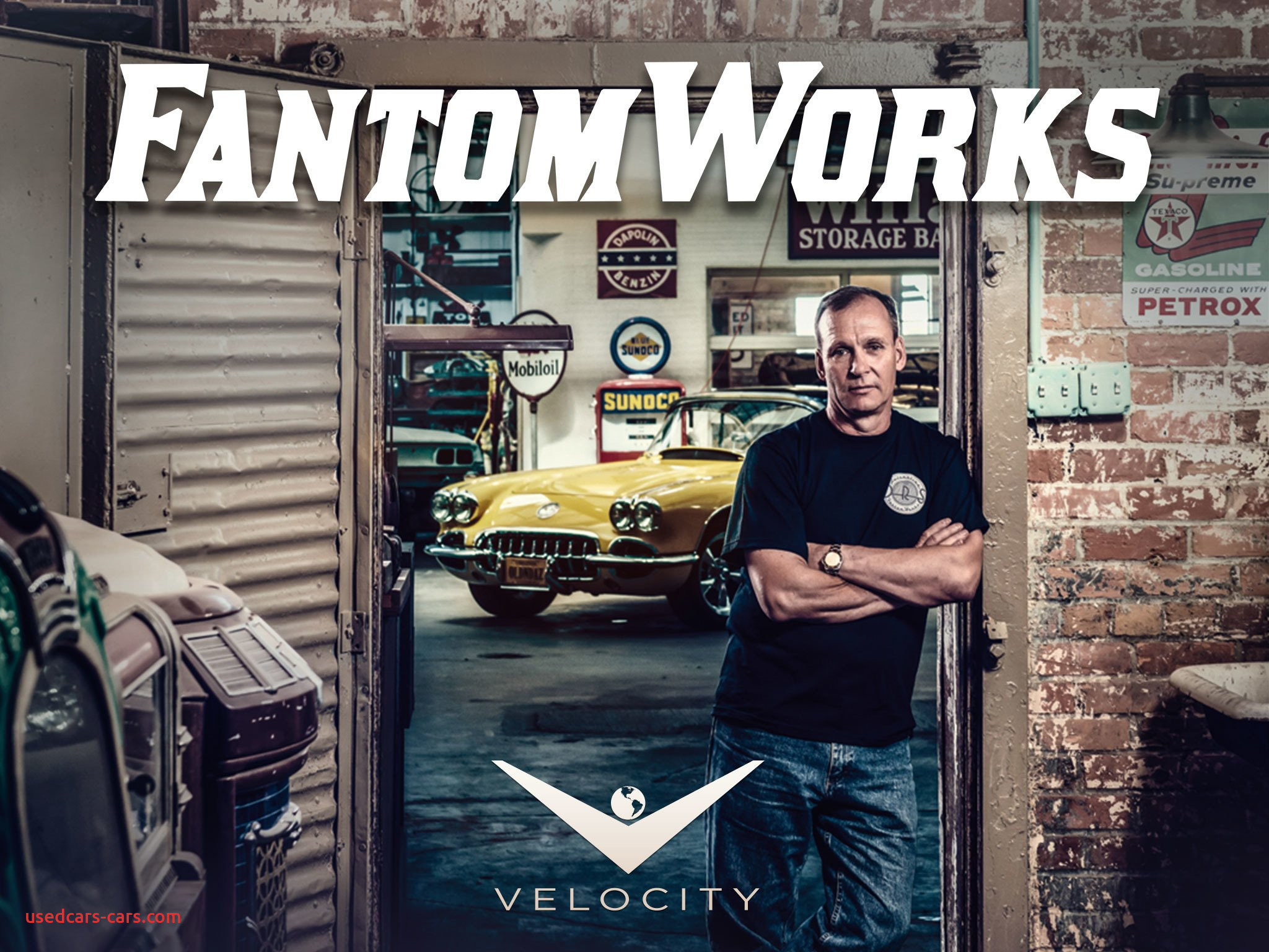Fantom Works New Amazon Watch Fantomworks Season 1