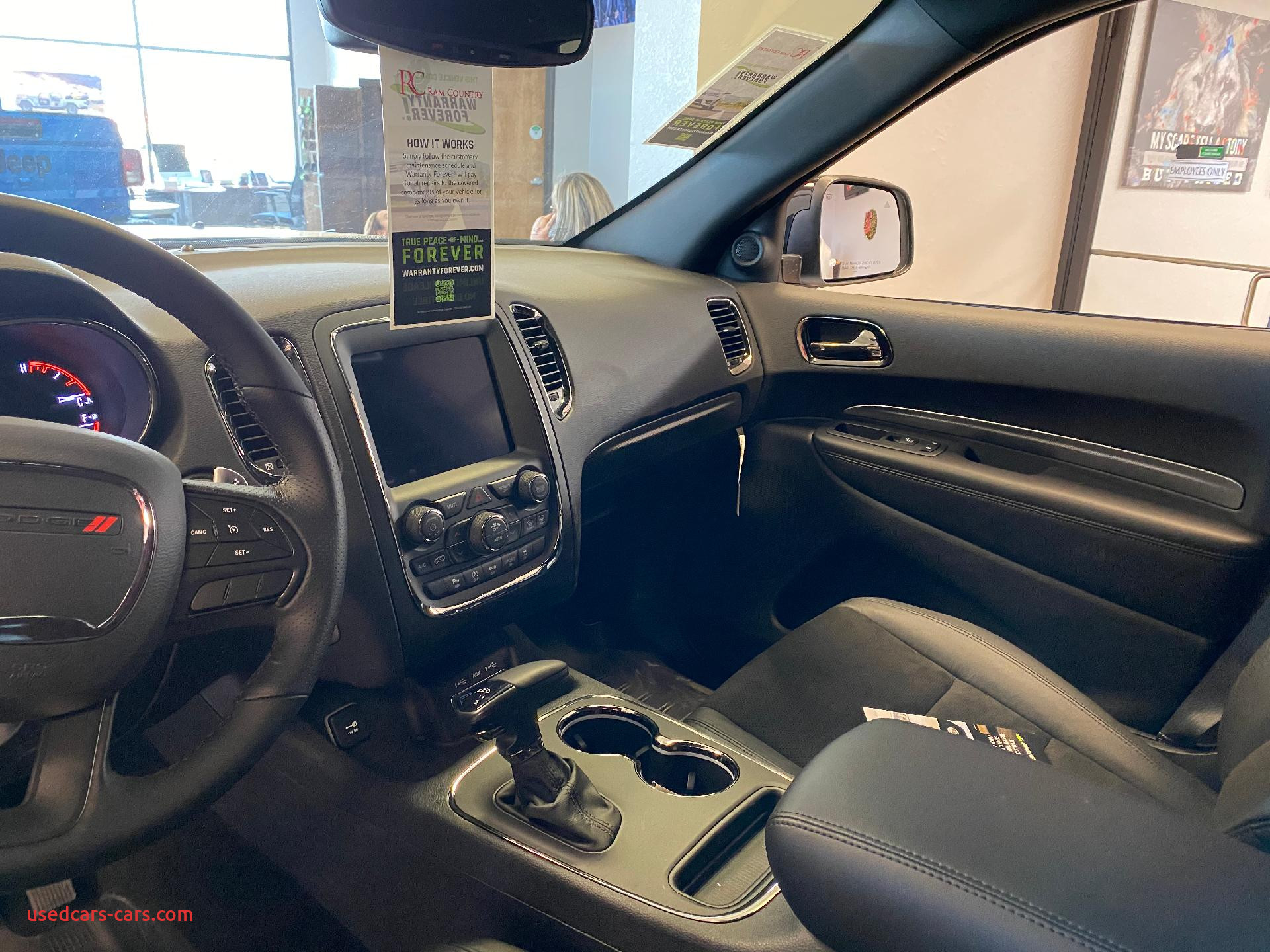 Fantom Works New New 2020 Dodge Durango for Sale at Ram Country fort Stockton