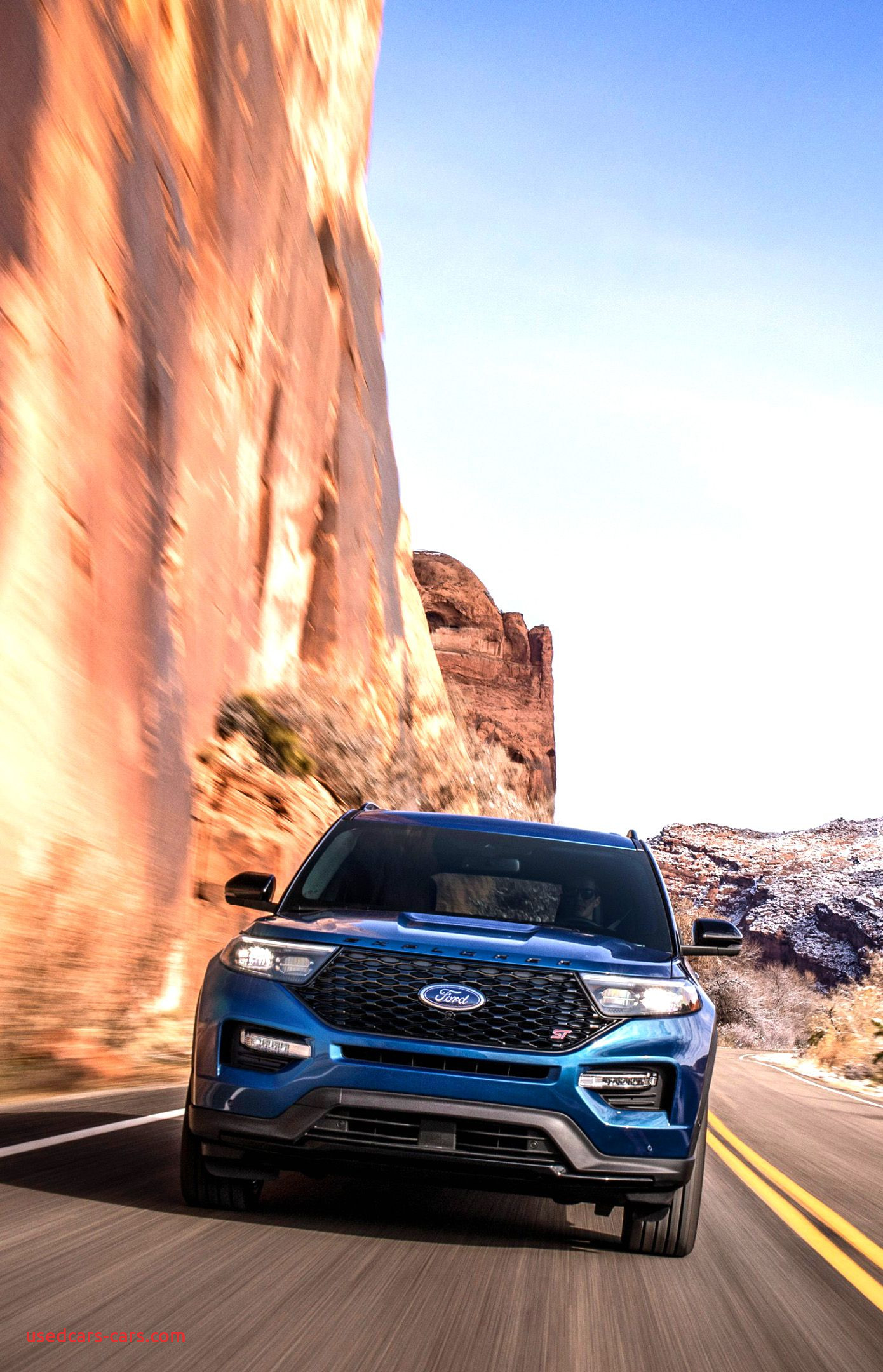 Ford 2020 Uk Awesome ford Explorer Suv 2020 Cars 2019 Detroit Auto Show