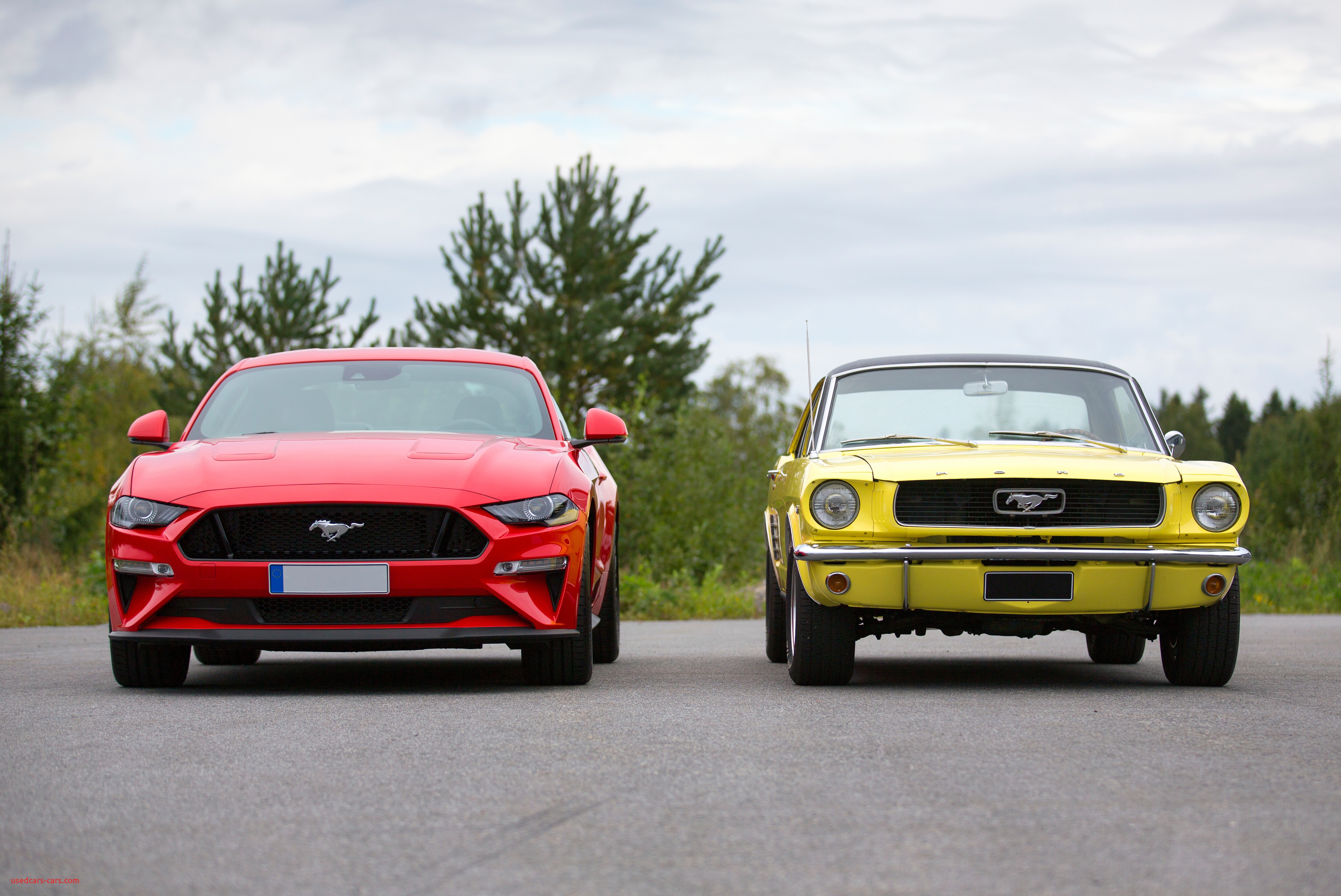 Ford 2020 Uk Unique ford 50 Years On 1969 Vs 2019