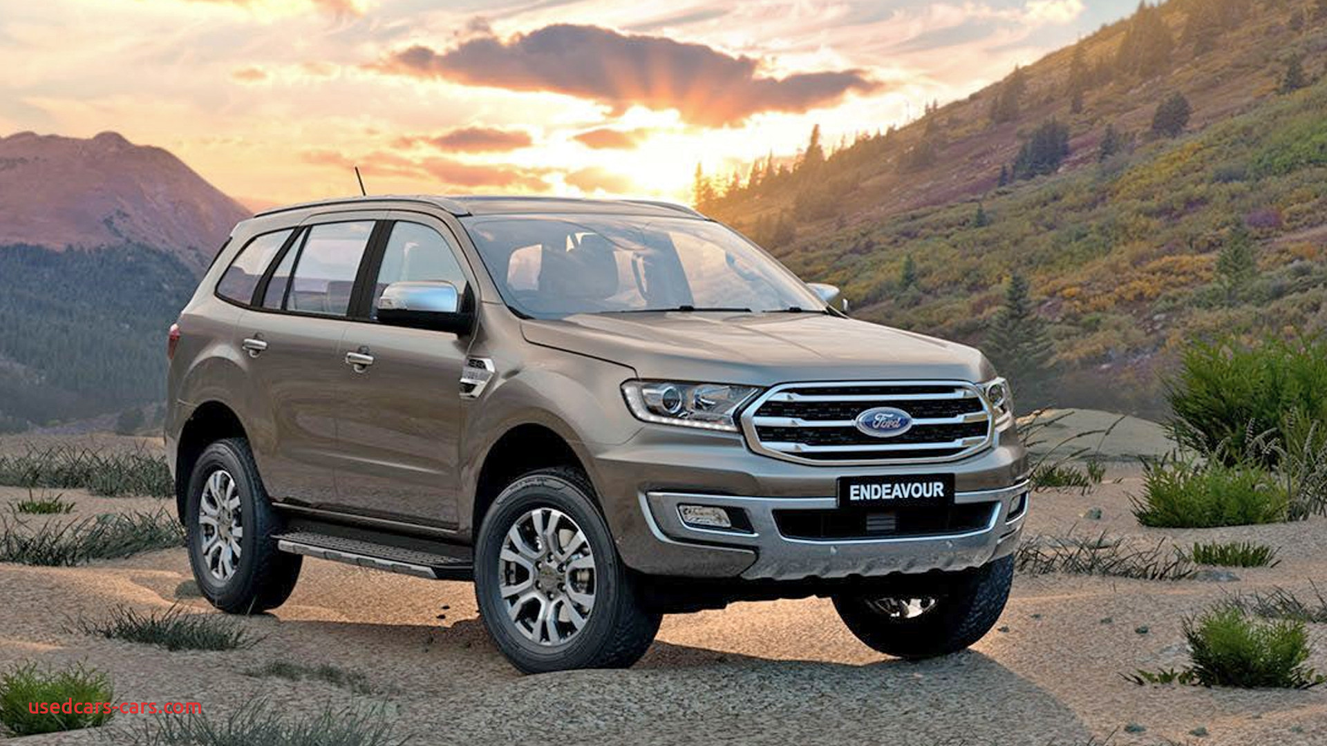 Ford Endeavour 001